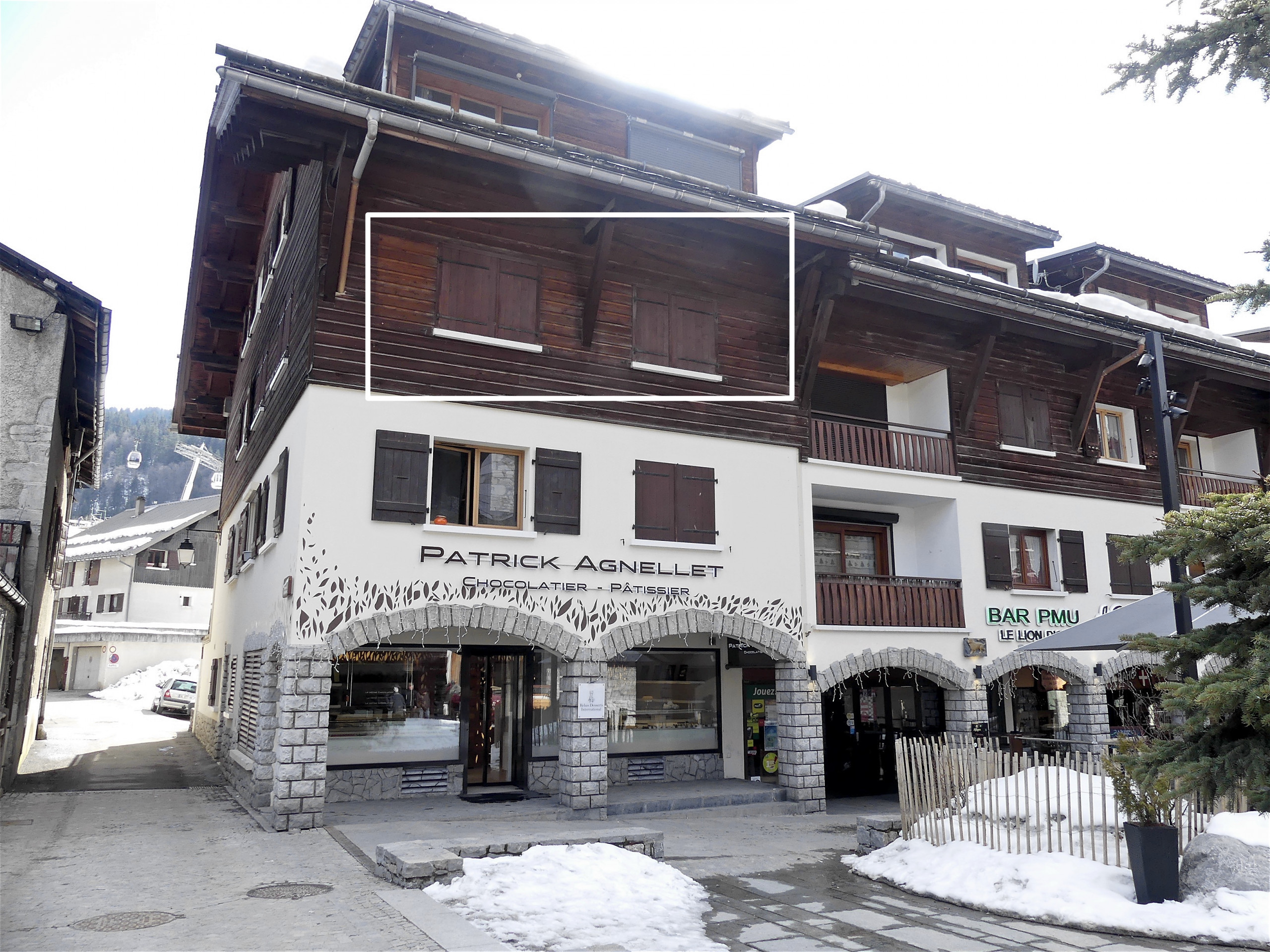 in La Clusaz - Caprice 4 - Apartment for 4 people in the village