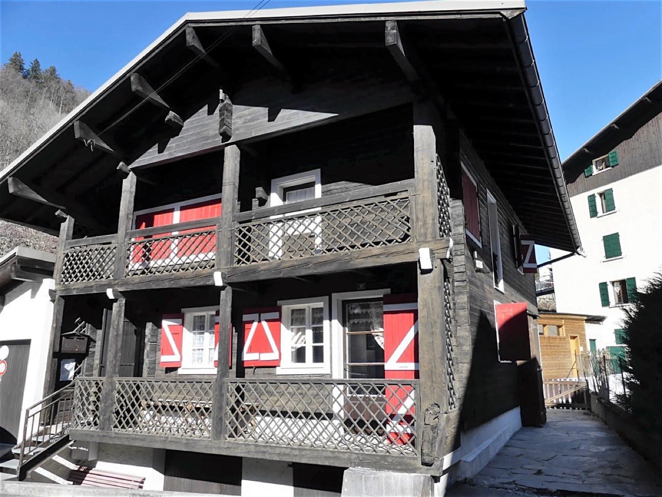 Villa in La Clusaz - Cotterg - Chalet for 15 people 2* in the village