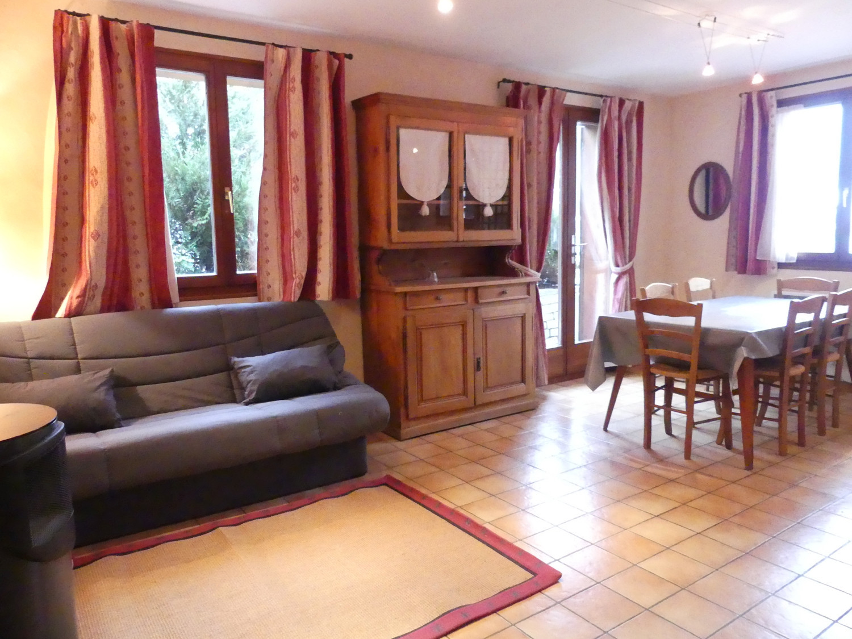Villa in La Clusaz - Chalet de LOURDES - Apartment for 8 people, 2* village center