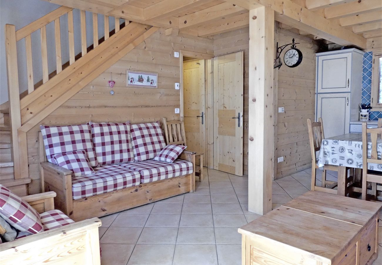 Chalet in La Clusaz - Aulp de Suz' 2 - Half chalet for 7 people 3*