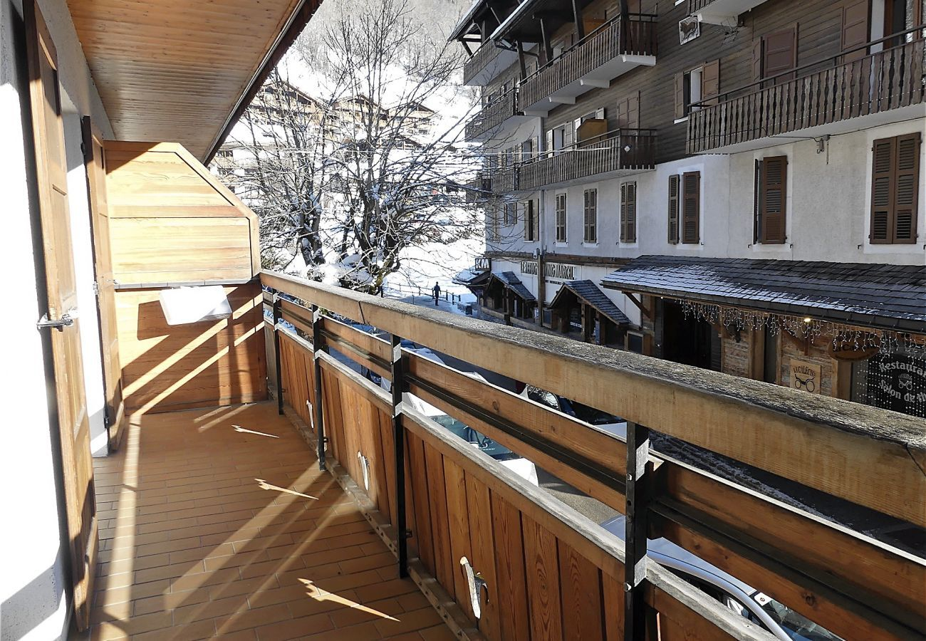 Apartment in La Clusaz - Bedière 3 - Apartment for 8 people 3* in the village