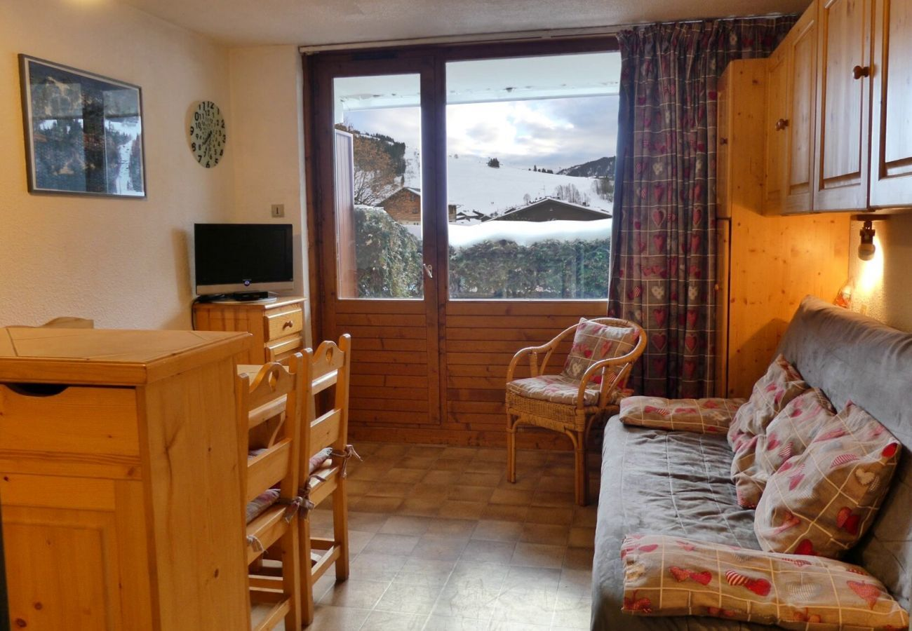Apartment in La Clusaz - Biblos B15 - Apartment for 4 people 2* in the village