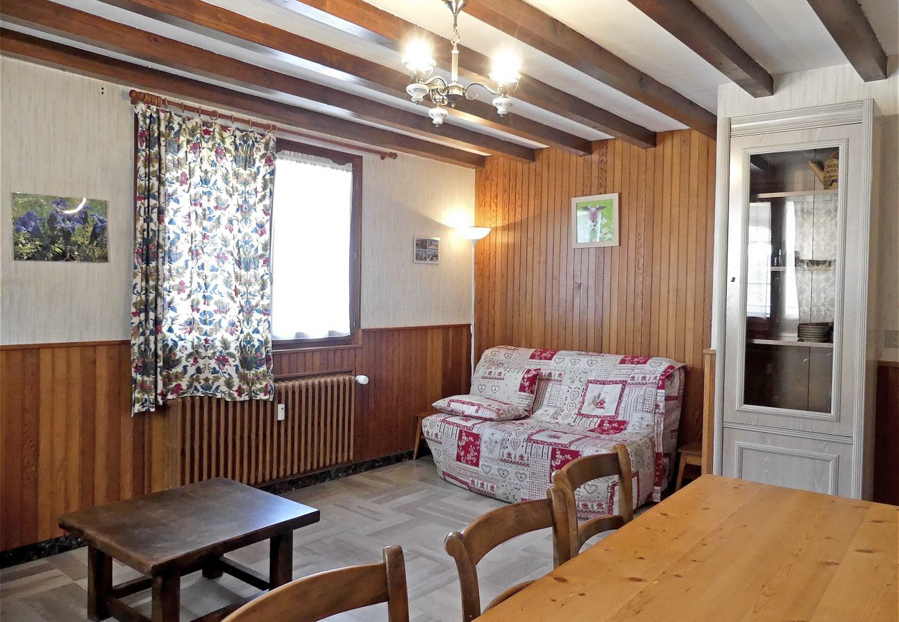 Apartment in La Clusaz - Caprice 4 - Apartment for 4 people in the village