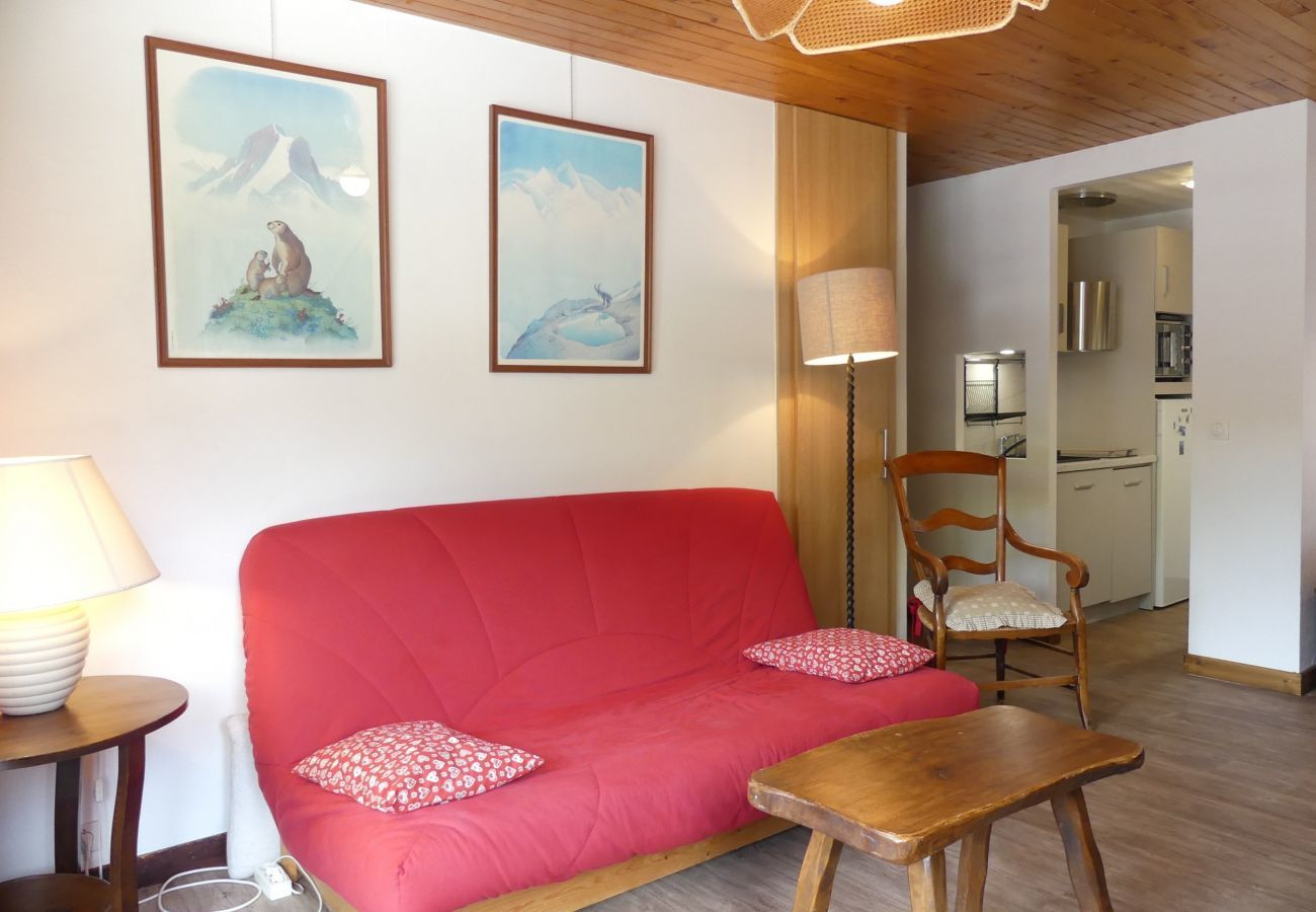 Apartment in La Clusaz - Elan 19 - Apartment for 7 people 3* in the village