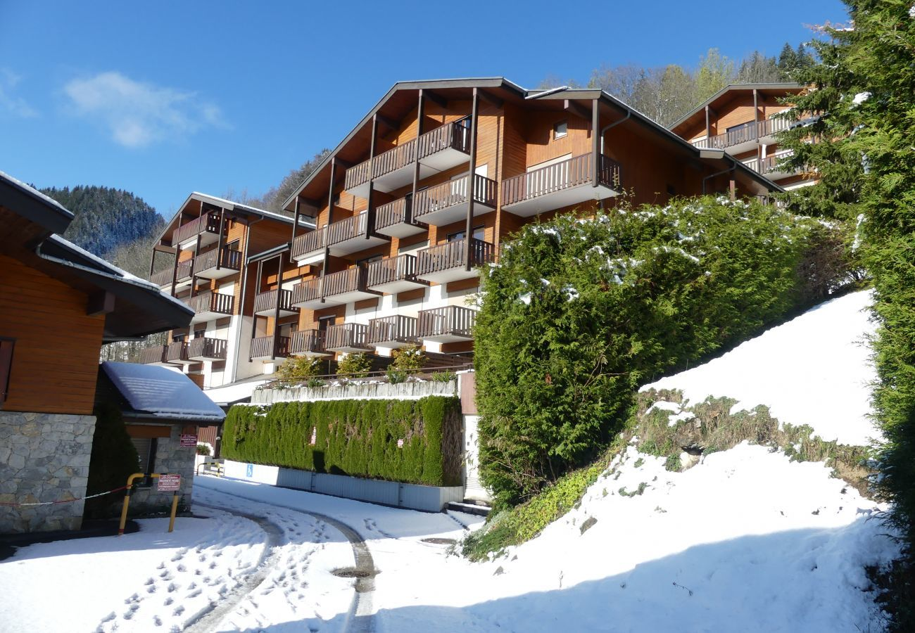 Apartment in La Clusaz - Résidence 3-301 - Apartment for 4 people 3* nice view