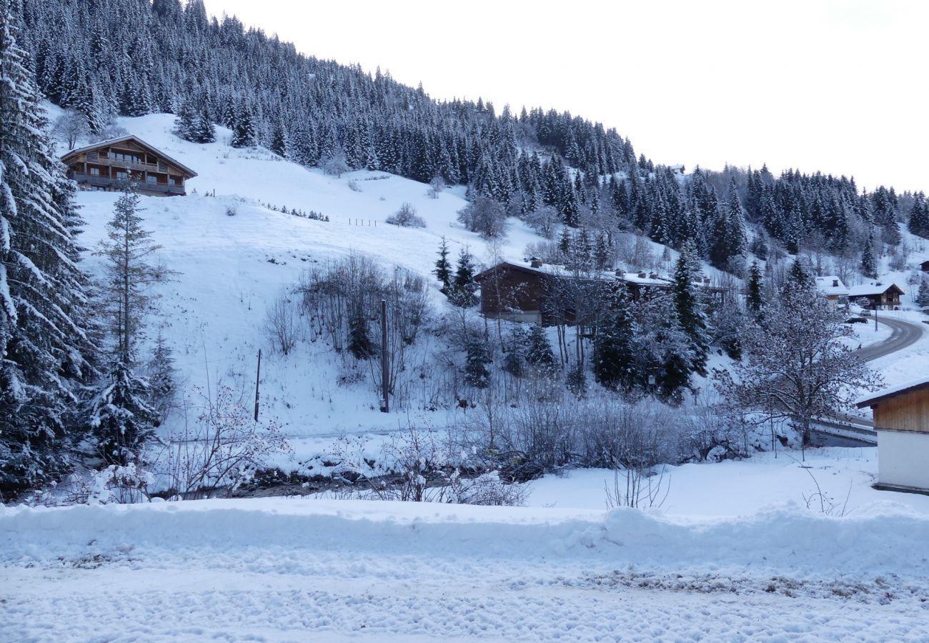 Studio in La Clusaz - Etale B15 - Studio 4 people near ski slope