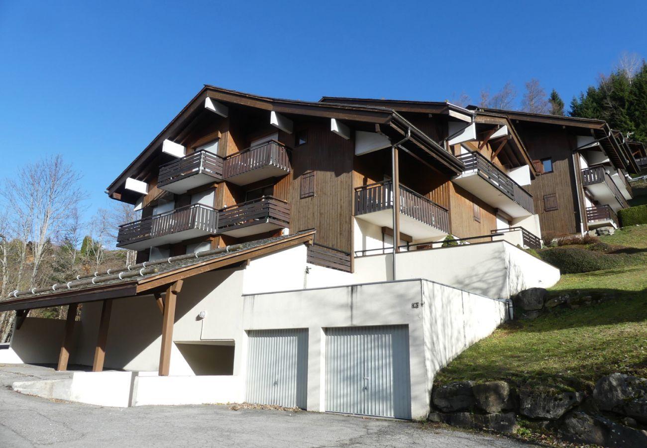 Studio in La Clusaz - Aravis B18 - Apartment for 4/5 people 2*