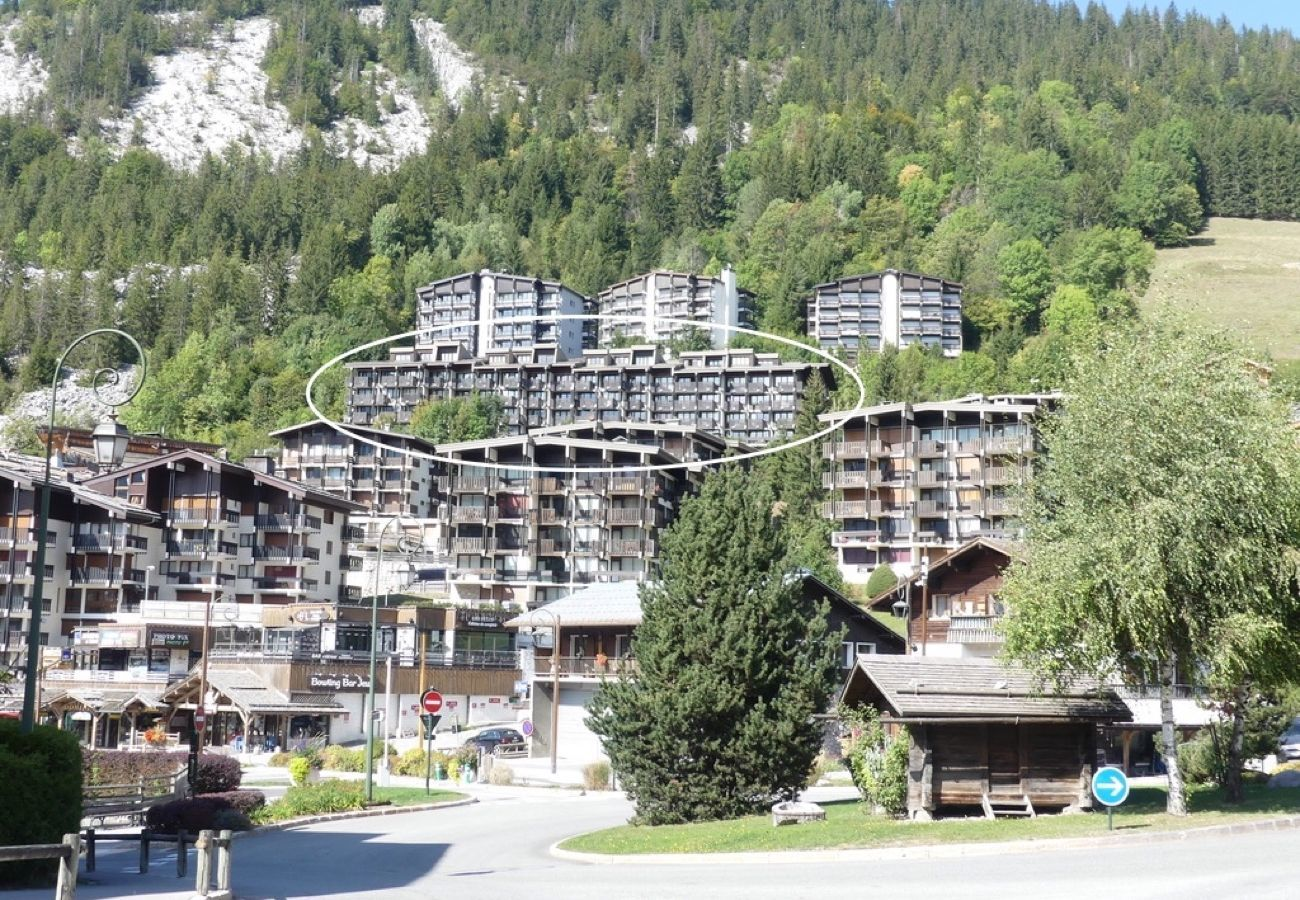Studio in La Clusaz - Ours Blanc 1 - Apartment 4/5 pers. 3 * nice view