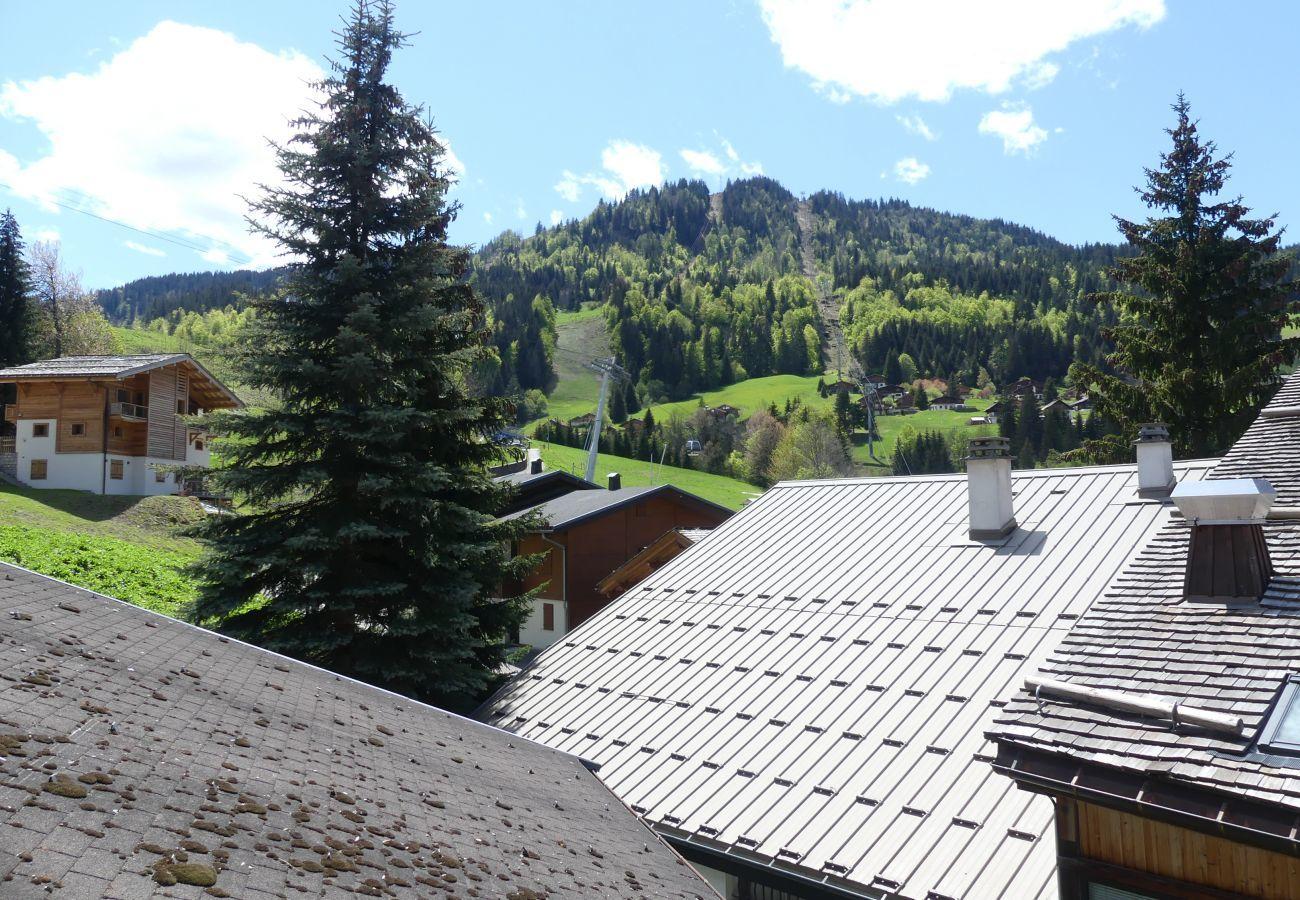 Apartment in La Clusaz - Boréal - Apartment 10 pers. 4 * village center