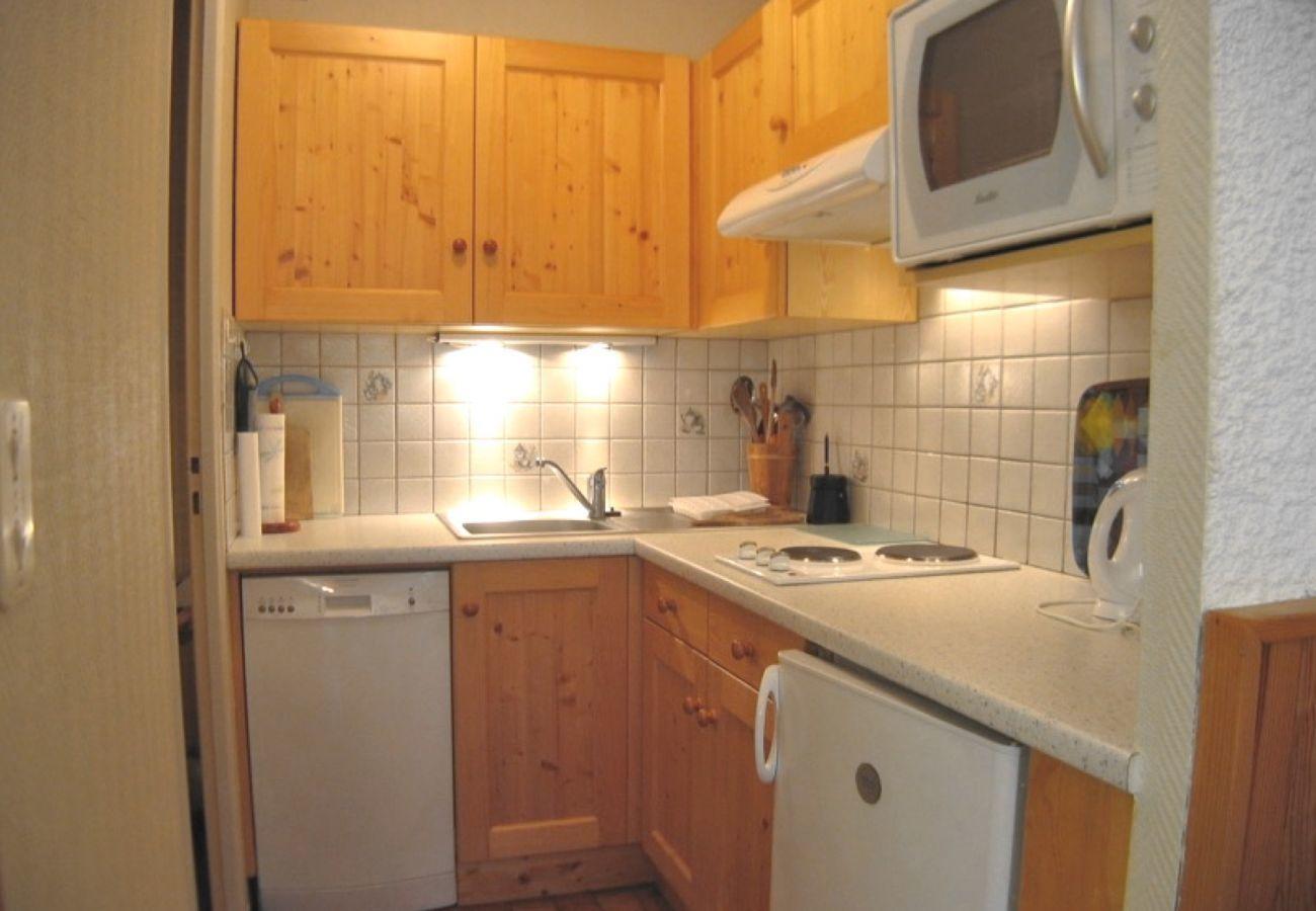 Apartment in La Clusaz -  Reference 407 - Studio near La Clusaz ski slope