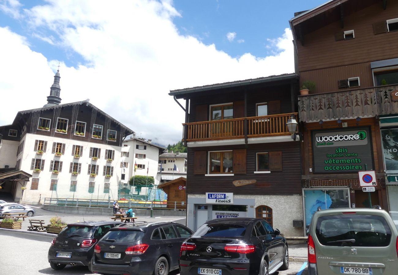 Apartment in La Clusaz - La Riviera 2 - Apartment 4 people, ski in ski out