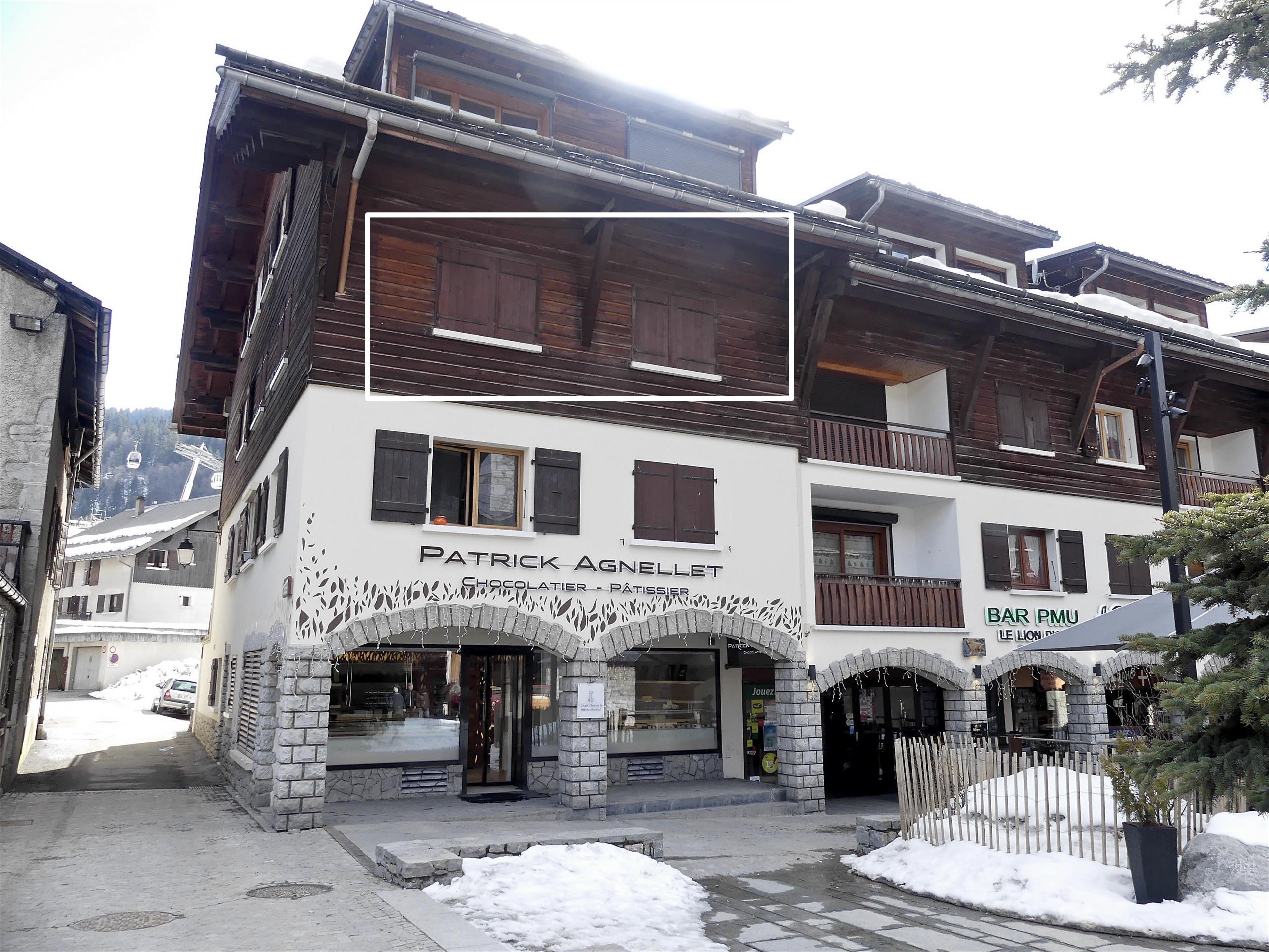 à La Clusaz - Caprice 4 - Appartement 4 pers. centre village