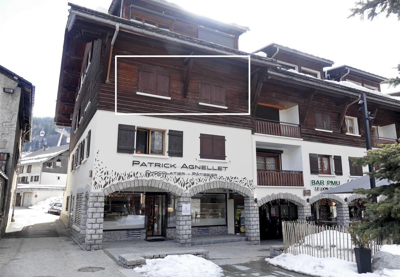 Appartement à La Clusaz - Caprice 4 - Appartement 4 pers. centre village