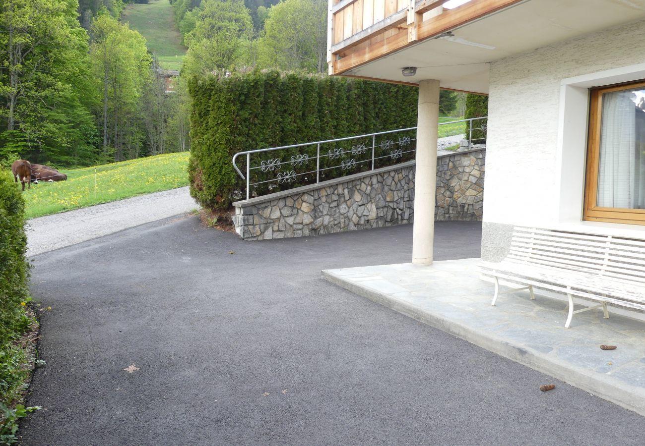 Chalet à La Clusaz - Chantoiseau 1 - Appartement 6 pers. 2* sur les pistes