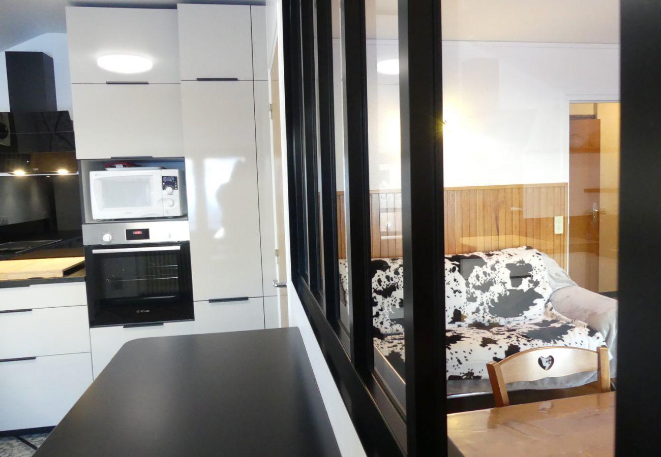 Chalet à La Clusaz - Chantoiseau 2 - Appartement 6 pers. 2* sur les pistes