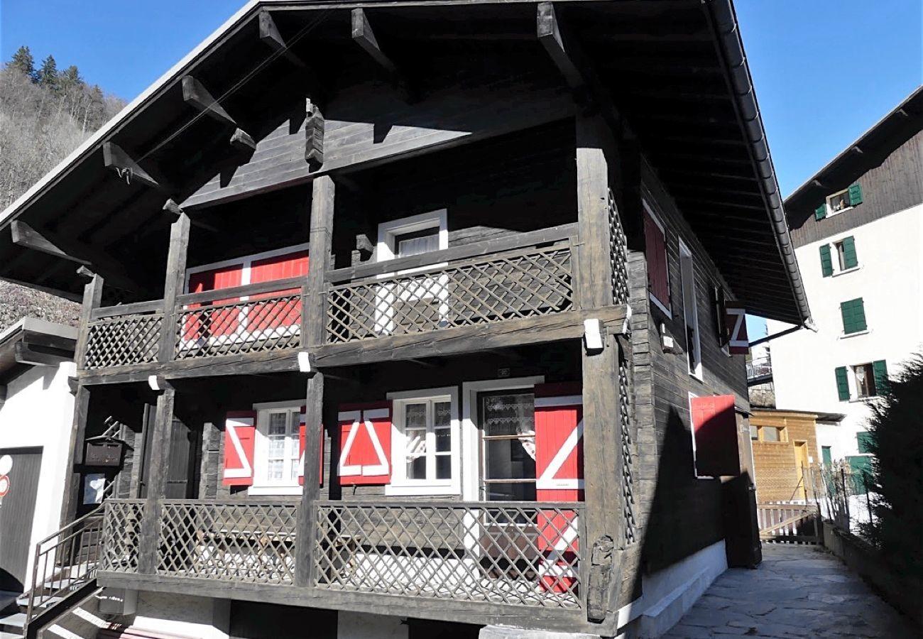 Chalet à La Clusaz - Cotterg - Chalet 15 pers. 2* dans le village