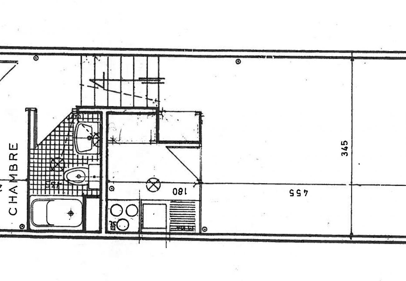 Appartement à La Clusaz - Crystal 14 - Appartement 4 pers. 3* centre village