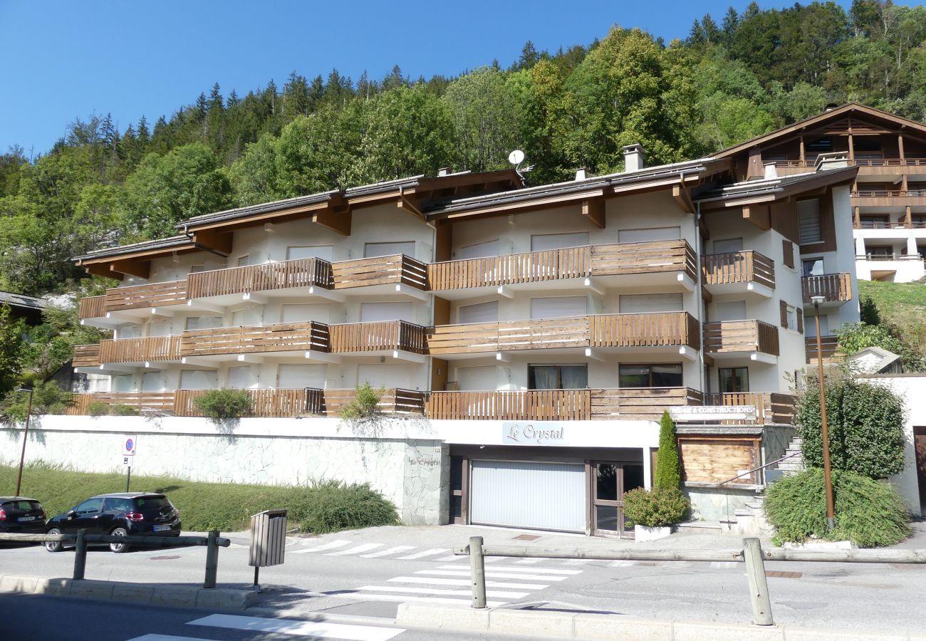 Appartement à La Clusaz -  Crystal 15 - Appartement 4 pers. 3* centre village