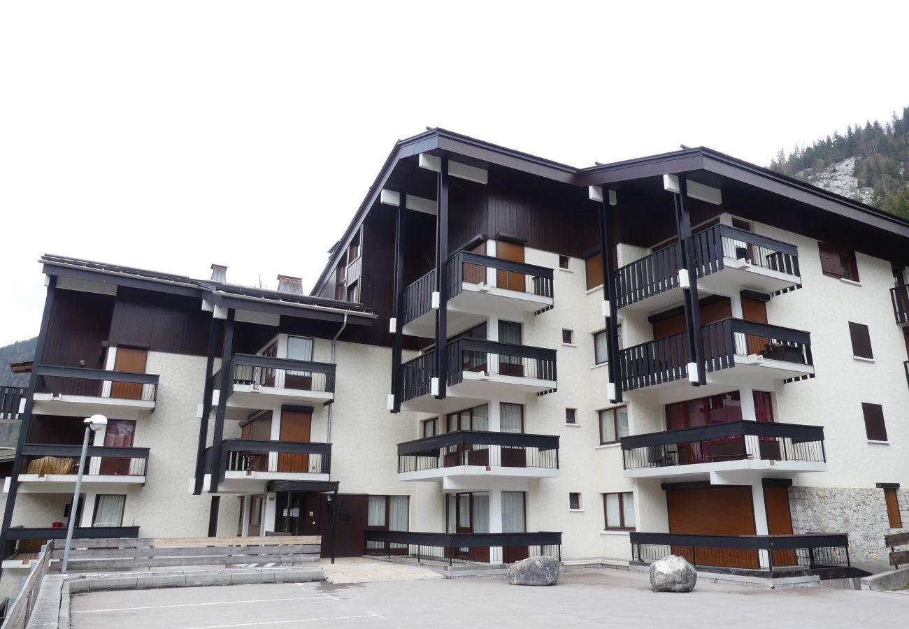 Appartement à La Clusaz - Elan 12 - Appartement 8 pers. 3* centre village
