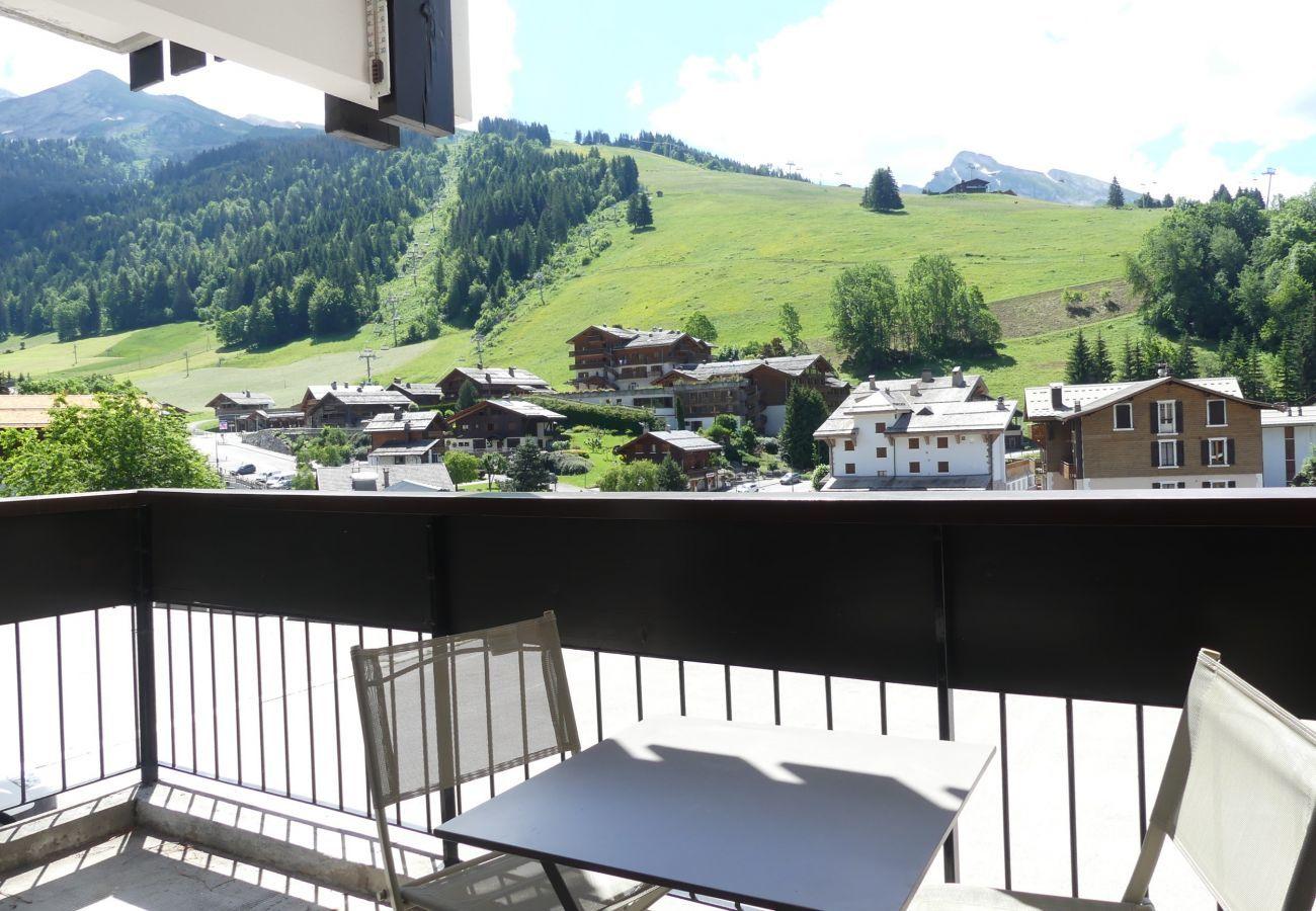Appartement à La Clusaz - Elan 19 - Appartement 7 pers. 3* centre village