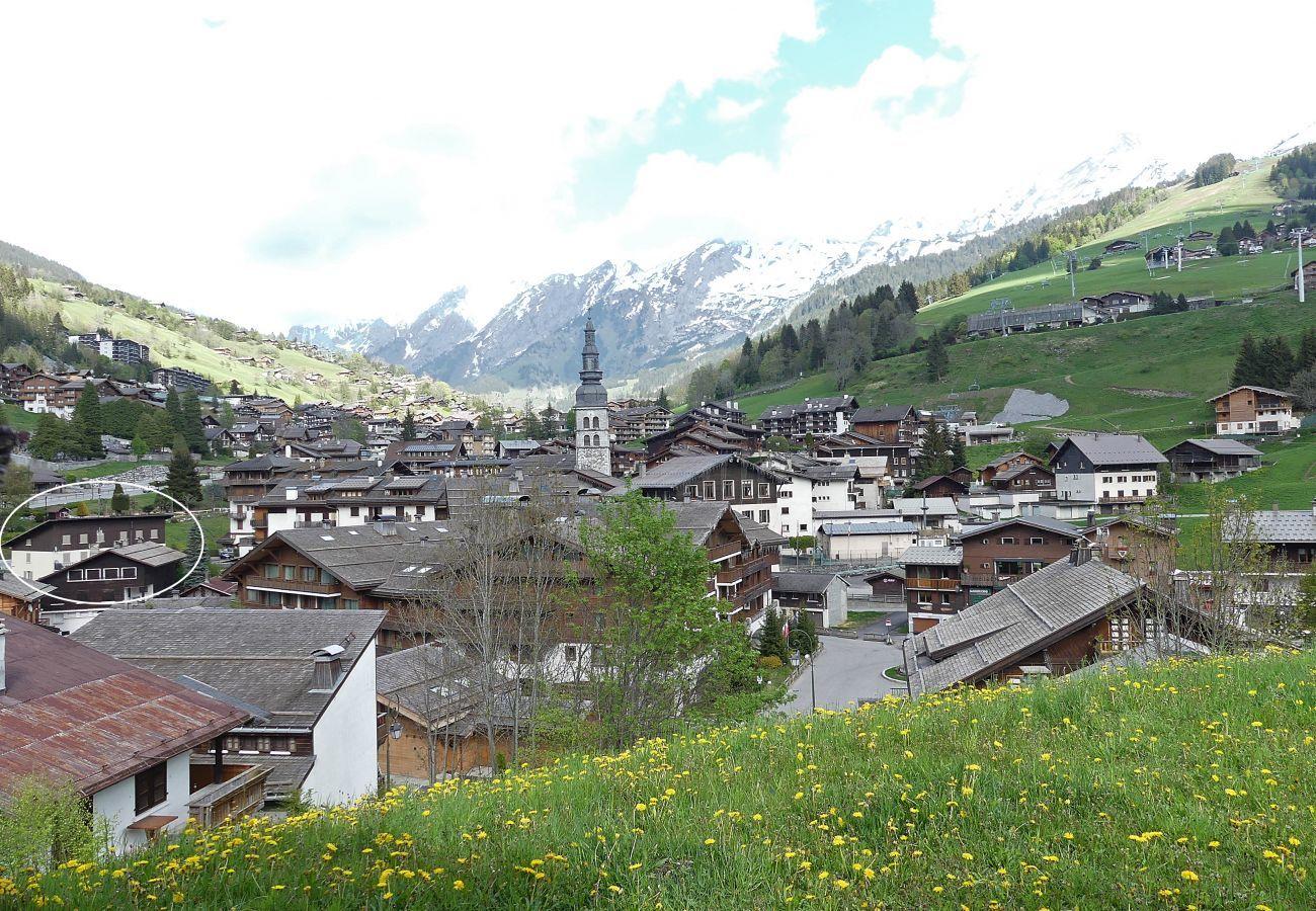 Appartement à La Clusaz - Gentianes 1 - Appartement 8 pers. 3* centre village, proche pistes