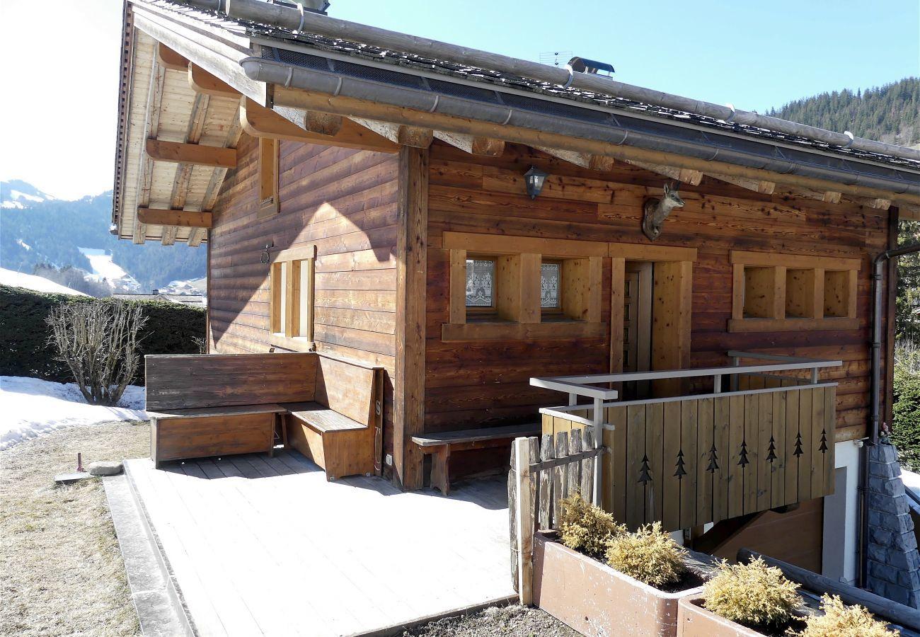 Chalet à La Clusaz - Petit Lutin - Chalet 6 pers. sur les pistes 3*