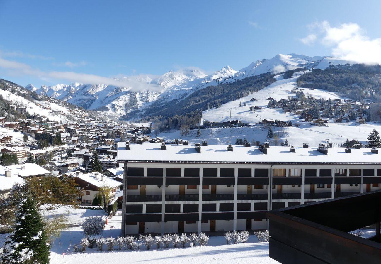 Appartement à La Clusaz - Sapaudia G - Appartement 5 pers. 2* skis aux pieds, belle vue