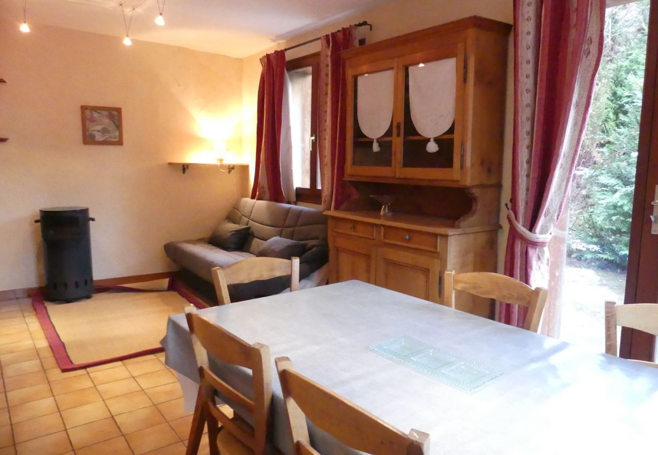 Chalet à La Clusaz - Chalet de LOURDES - Appartement 8 pers, 2* centre du village