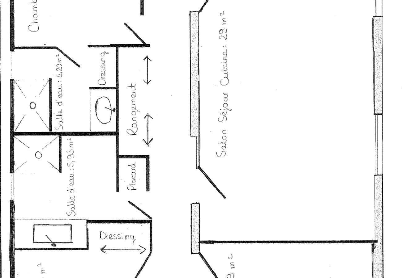Appartement à La Clusaz - Pastorale 2 - Appartement 6 pers. 4 *