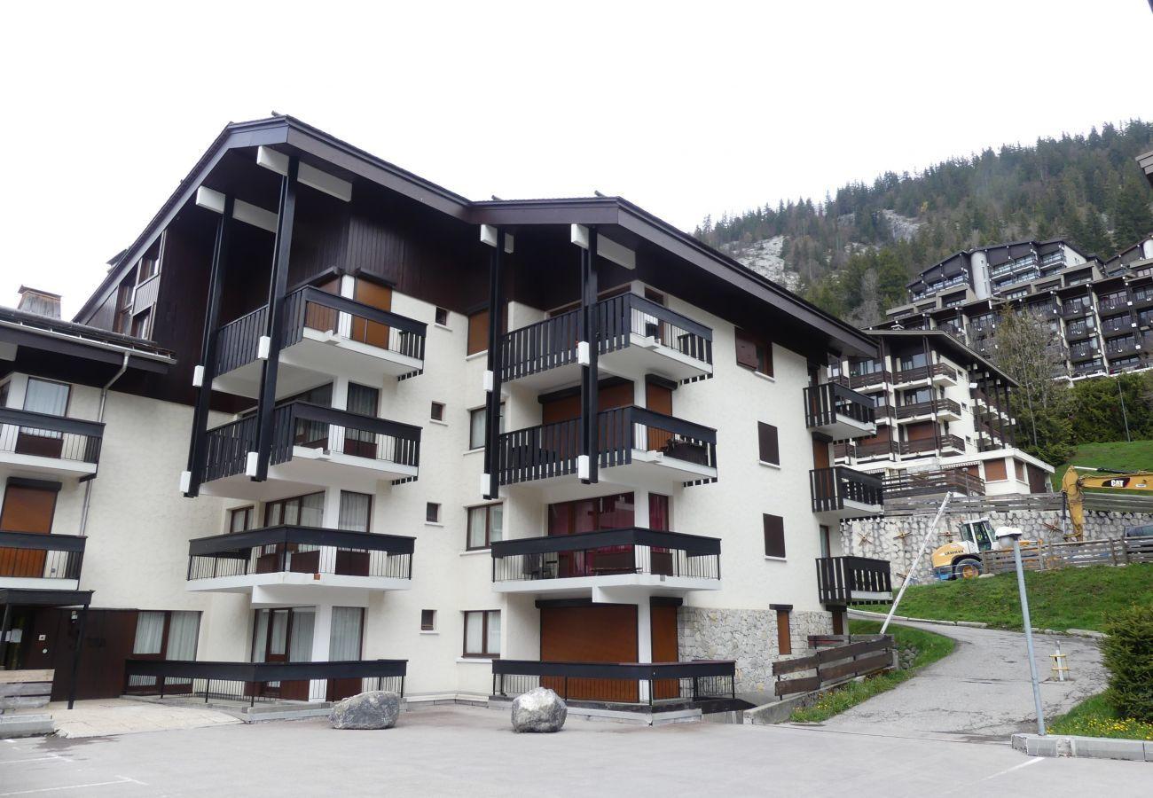 Appartement à La Clusaz - ELAN 15, 4/5 pers, centre village, 2*