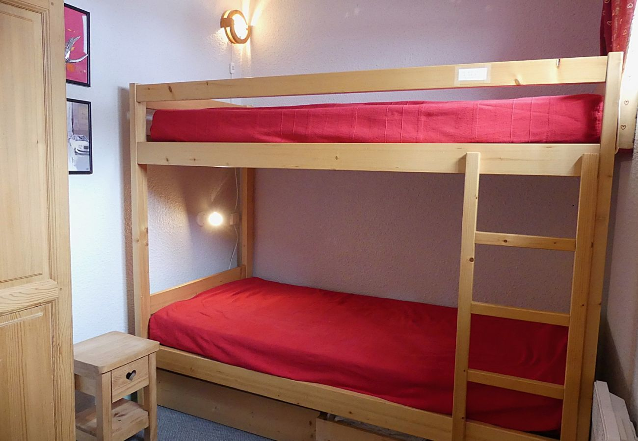 Appartement à La Clusaz - Parnasse 208 - Appartement 4 pers. 3* sur les pistes, centre village