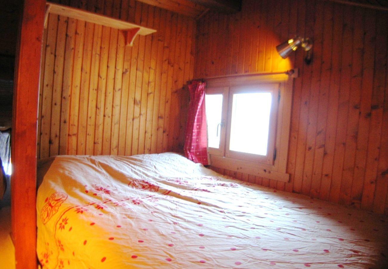 Appartement à La Clusaz - Duplex 4 pièces, belle vue sur les montagnes