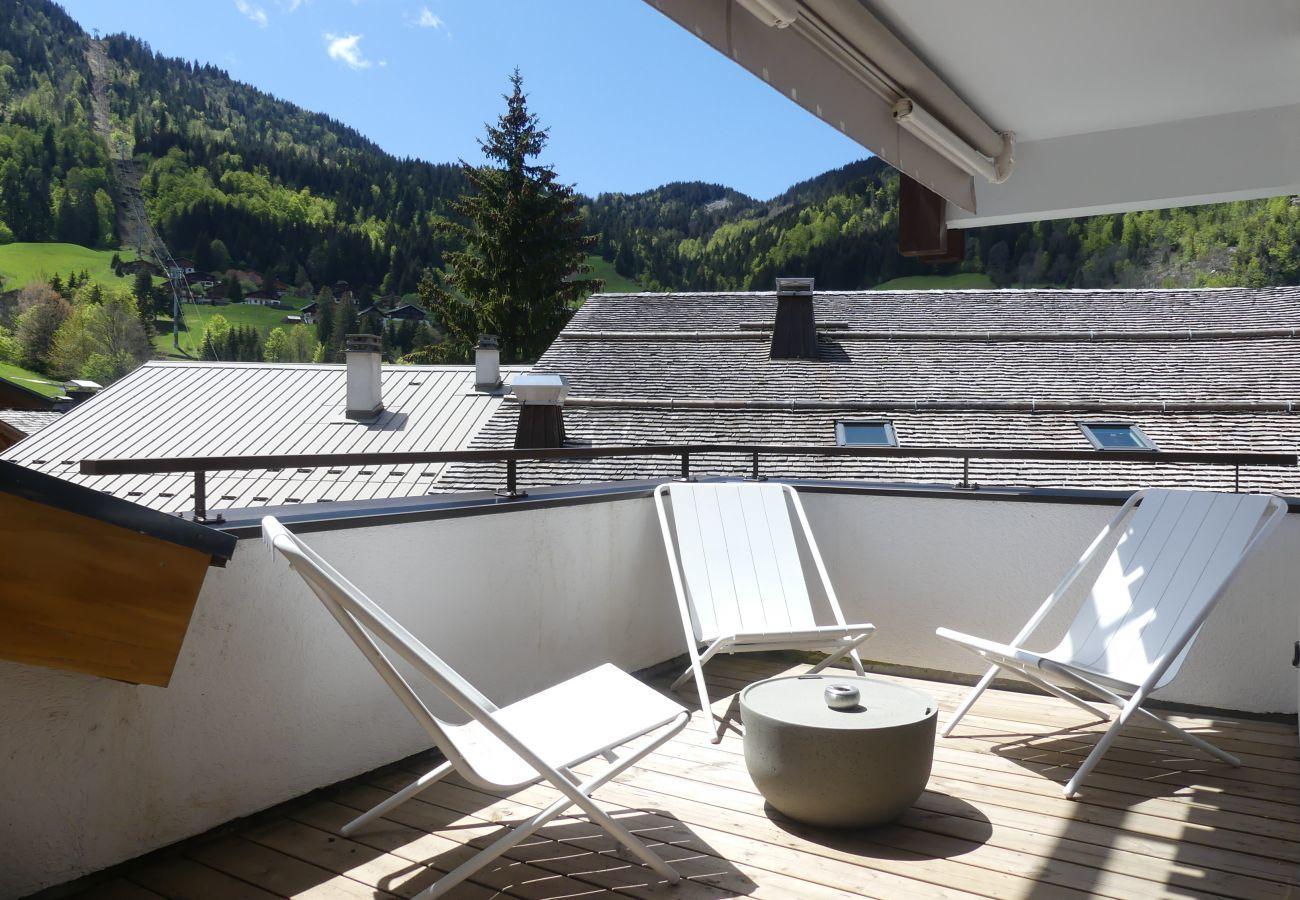 Appartement à La Clusaz - Boréal - Appartement 10 pers. 4* centre village