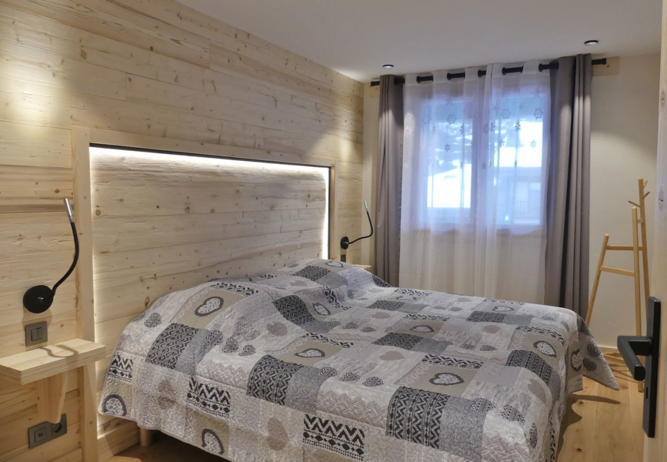 Appartement à La Clusaz - L'ours polaire - Appartement 10 pers. 4* centre village