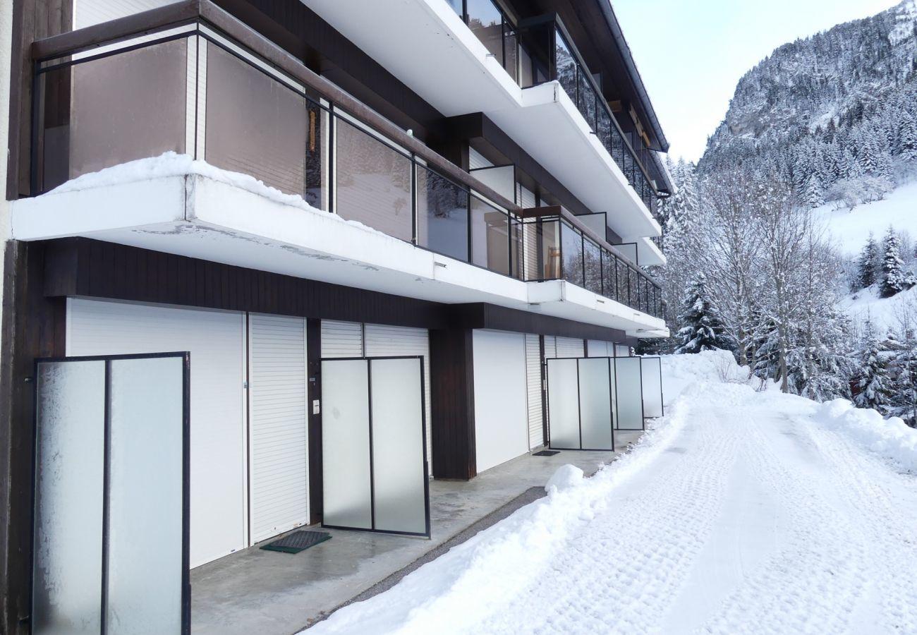 Appartement à La Clusaz - Référence 407 - Studio proches piste de ski de La Clusaz