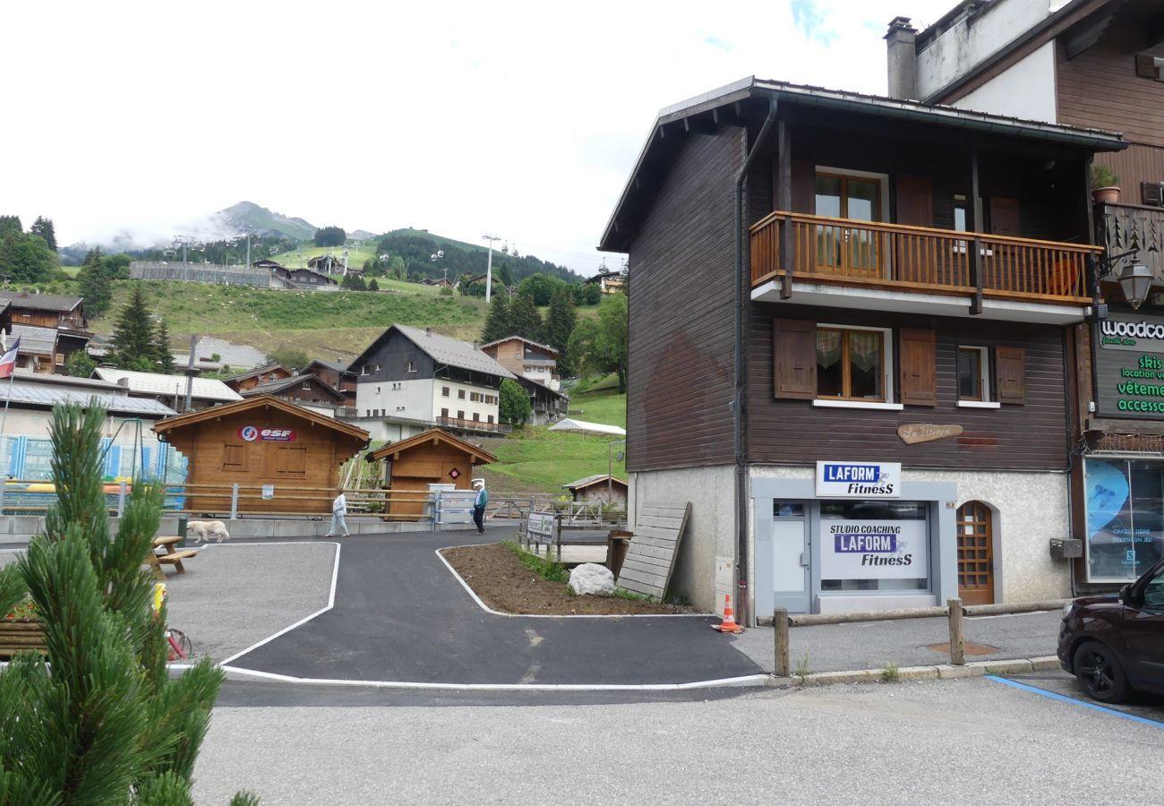 Appartement à La Clusaz - La Riviera 1 - Appartement 4 pers, skis aux pieds