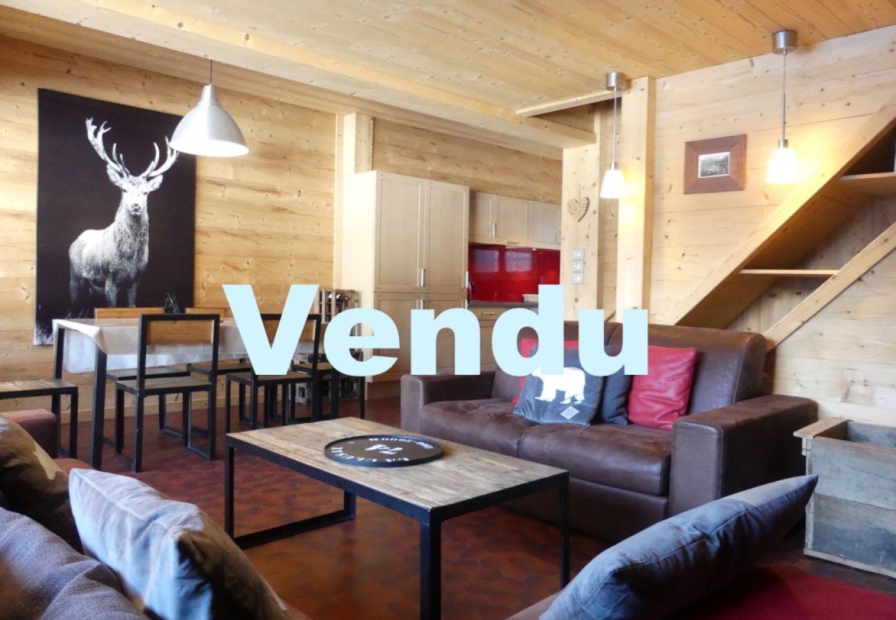 Apartment in La Clusaz - Référence 438