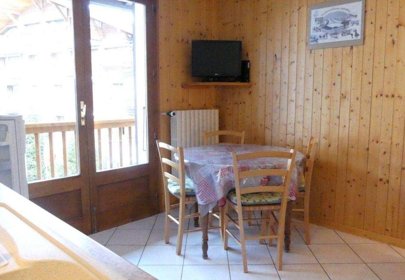 Residence in La Clusaz - Référence 439