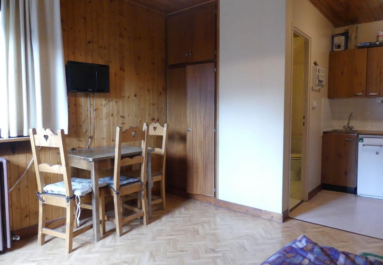 Studio à La Clusaz - Référence 453