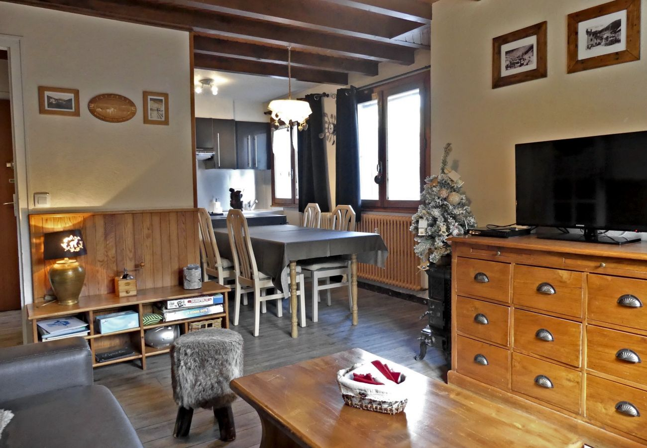 Appartement à La Clusaz - Référence 456